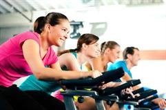 The smart money's on... low-cost gym franchises