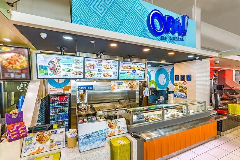 Opa! Greek Fast Food
